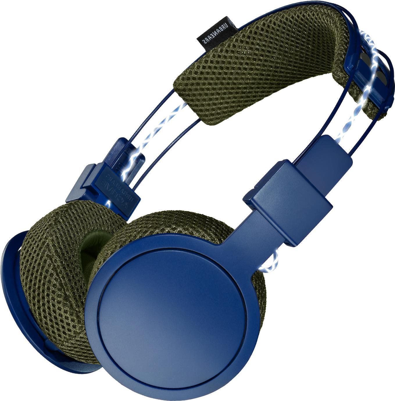 Audiozubehör - Urbanears Hellas Kopfhörer mit Mikrofon On Ear kabellos 3,5 mm Stecker Trail  - Onlineshop JACOB Elektronik