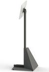 Floor Stand Black Height from floor 1285mm (539...