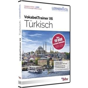 Bhv VokabelTrainer X6 Türkisch (20-05153)