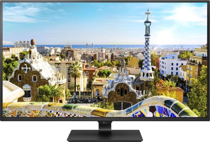 LG 43UD79-B - TFT-LCD - 107,98cm UltraHD - 4k AH-IPS DP1.2 USB-C RS232C - 3840x2160 - schwarz (43UD79-B)