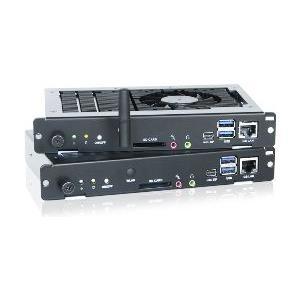 Multiroom, Media Streaming - NEC OPS Slot in PC Model B Digital Signage Player Intel Core i3 RAM 4GB Festplatte 64GB Windows 7 Embedded Schwarz (100014261)  - Onlineshop JACOB Elektronik