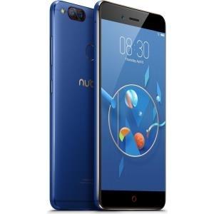 Nubia Z17 mini 128GB 6GB RAM aurora blau 13,22cm (5.2) FHD-Display - 1,8 GHz Octa-Core-CPU 13MP Dualkamera + 16MP Frontkamera (NX569H) jetztbilligerkaufen