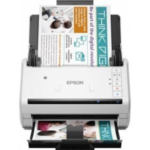 Drucker, Scanner - Epson WorkForce DS 570W Dokumentenscanner Duplex A4 600 dpi x 600 dpi bis zu 35 Seiten Min. (einfarbig) bis zu 35 Seiten Min. (Farbe) automatischer Dokumenteneinzug (50 Blätter) bis zu 4000 Scanvorgänge Tag USB 3.0, Wi Fi  - Onlineshop JACOB Elektronik