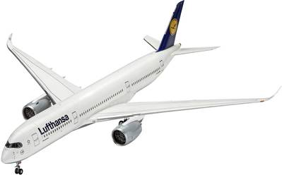 Revell 03938 Airbus A350-900 Lufthansa Flugmode...