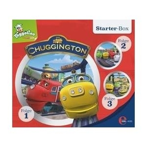 Chuggington - Starter-Box (CD) - broschei