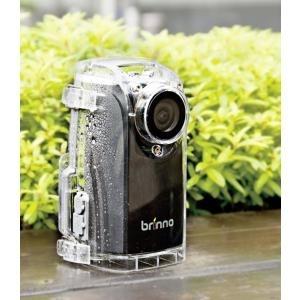 Brinno Wasserfestes Gehäuse für TLC-200 Pro für TLC-200 Pro ATH120 8996C5-3 (8996C5-3)