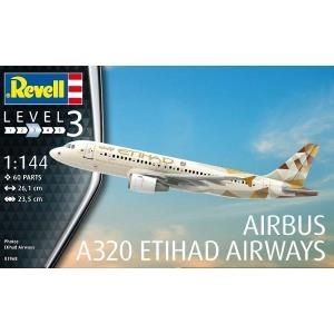 Revell Airbus A320 - 1:144 - Montagesatz - Flug...