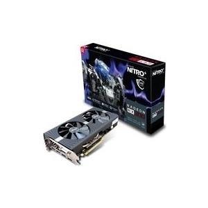 Sapphire NITRO+ RX 580 - Grafikkarten Radeon 4GB GDDR5 PCIe 3.0 x16 DVI, 2 x HDMI, DisplayPort Lite Retail (11265-07-20G)