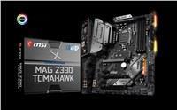 MSI MAG Z390 TOMAHAWK - Motherboard - ATX - LGA1151 Socket - Z390 - USB 3,1 Gen 1, USB-C Gen2, USB 3,1 Gen 2 - 2 x Gigabit LAN - Onboard-Grafik (CPU erforderlich) - HD Audio (8-Kanal) (7B18-001R)