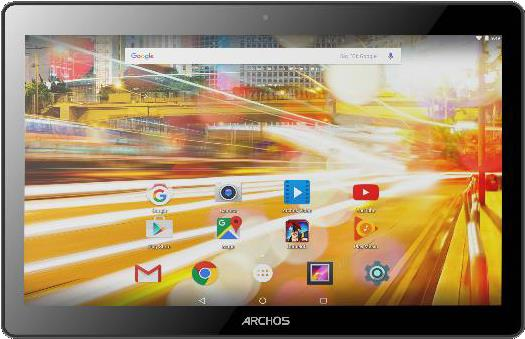 Archos 156 Oxygen - Tablet - Android 7.0 (Nouga...