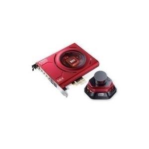 Soundkarten - Creative Sound Blaster Zx Soundkarte 24 Bit 192 kHz 116 dB S N 5,1 PCIe (70SB150600001)  - Onlineshop JACOB Elektronik