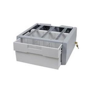 Ergotron StyleView Supplemental Storage Drawer, Single Tall - Montagekomponente (Schubfach) für cart verriegelbar Grau, weiß (97-992) jetztbilligerkaufen