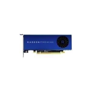 AMD Radeon Pro WX 3100 - Grafikkarten - Radeon Pro WX 3100 - 4GB GDDR5 - PCIe 3.0 x16 - 2 x Mini DisplayPort, DisplayPort (100-505999)