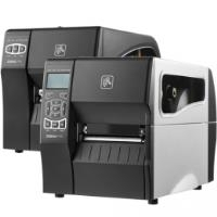 Zebra ZT200 Series ZT230 - Etikettendrucker - monochrom - Thermal Transfer - Rolle (11,4 cm) - 203 dpi - bis zu 152 mm/Sek. - USB, LAN, seriell (ZT23042-T1E200FZ)