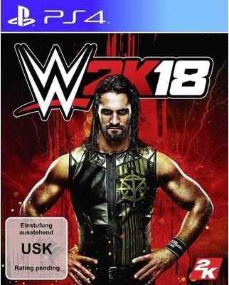 WWE 2K18 DayOne Edition PS4 - Konsolen-Spiele - PlayStation 4 (42346)