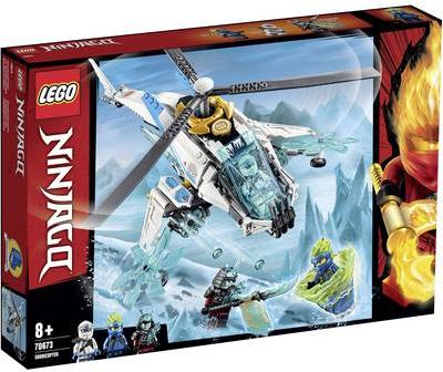 LEGO Ninjago LEGO® NINJAGO 70673 ShuriCopter (70673)