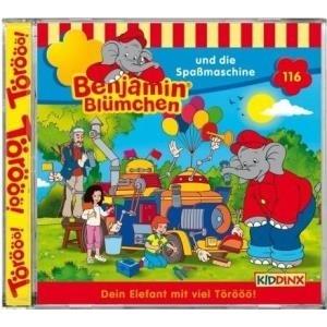 Kiddinx Benjamin Blümchen - und die Spaßmaschin...