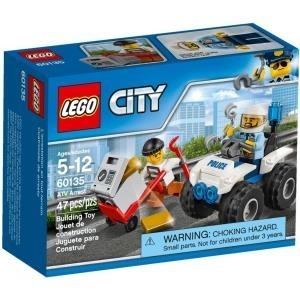 LEGO City Gangsterjagd auf dem Quad (60135)