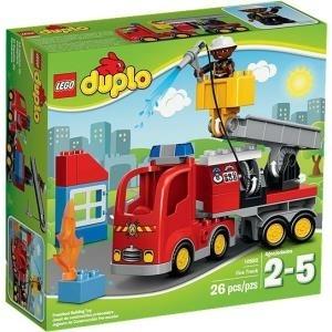 Lego Löschfahrzeug DUPLO - 2 Jahr(e) - 5 Jahr(e...