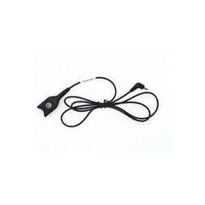 Sennheiser CCEL 190-2 - Headset-Kabel - EasyDisconnect - Sub-Mini phone 2,5 mm (M) - 1 m (500359)