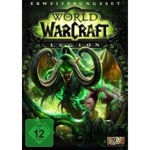 Activision World of Warcraft Legion - Mac, Win ...