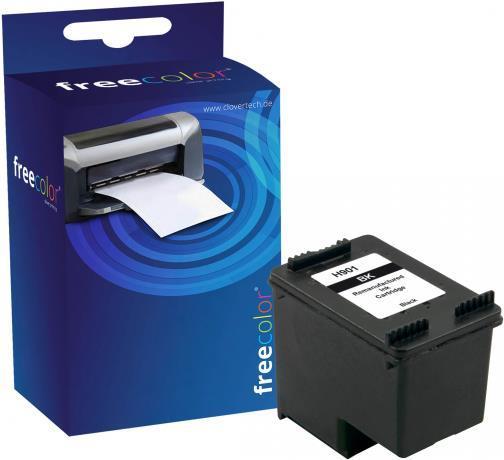 FREECOLOR - Ink - HP OfficeJet 4500 black HP OfficeJet 4500,HP OfficeJet 4500 Wireless,HP OfficeJet J 4500 Series,HP OfficeJet J 4524,HP OfficeJet J 4535,HP OfficeJet J 4540,HP OfficeJet J 4550,HP OfficeJet J 4580,HP OfficeJet J 4600 Series,HP OfficeJet J 4624,HP OfficeJet J 4660,HP OfficeJet J 4 (HP53AE-INK-FRC)