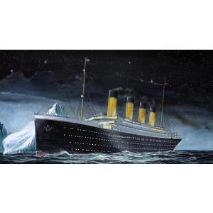Revell R.M.S. Titanic - 1:1200 - Naval ship - R...