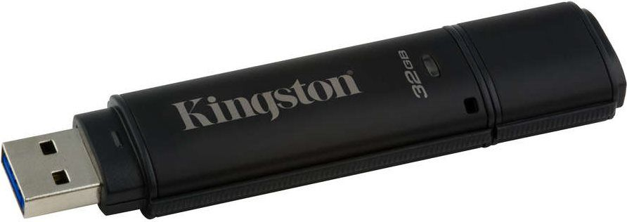 Kingston DataTraveler 4000 G2 Management Ready (DT4000G2DM/32GB) (Bild #9)