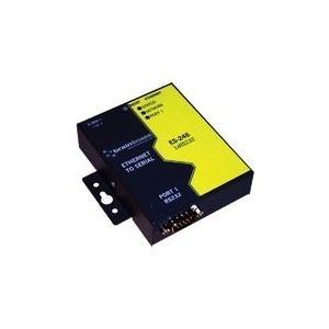Netzwerktechnik - Brainboxes ES 246 Geräteserver 100Mb LAN, RS 232  - Onlineshop JACOB Elektronik