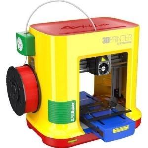 DaVinci 3D-Drucker Da Vinci miniMaker - Einzeldüse - PLA - über 4500 Modellen (3FM1XXEU00D)