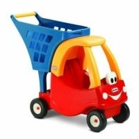 Little Tikes Cozy Coupe Shopping Cart - Einzel-...