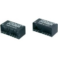 TRACOPOWER DC/DC-Konverter, 6 W, 5 V/9 V TMR 6-0519 In Out (TMR 6-0519)