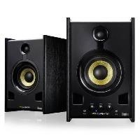 Hercules XPS 2.0 80 DJ Monitor - Lautsprecher - Für PC - 40 Watt (Gesamt) (4780692)