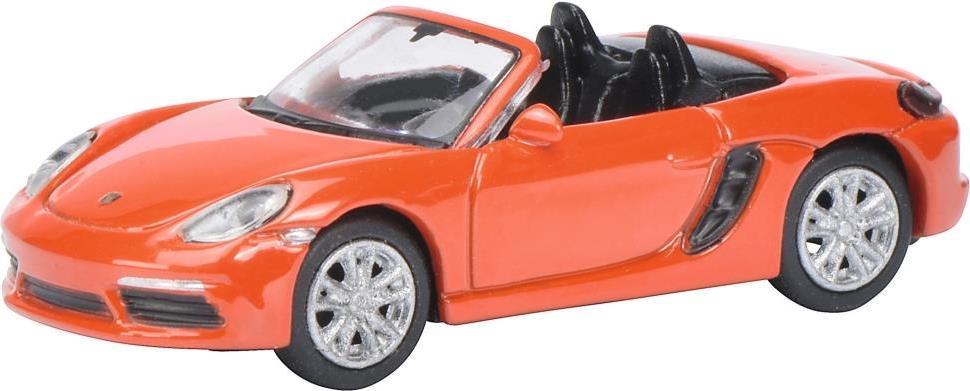 Schuco Porsche 718 Boxster S Vormontiert Roadster-Modell 1:87 (452629100)
