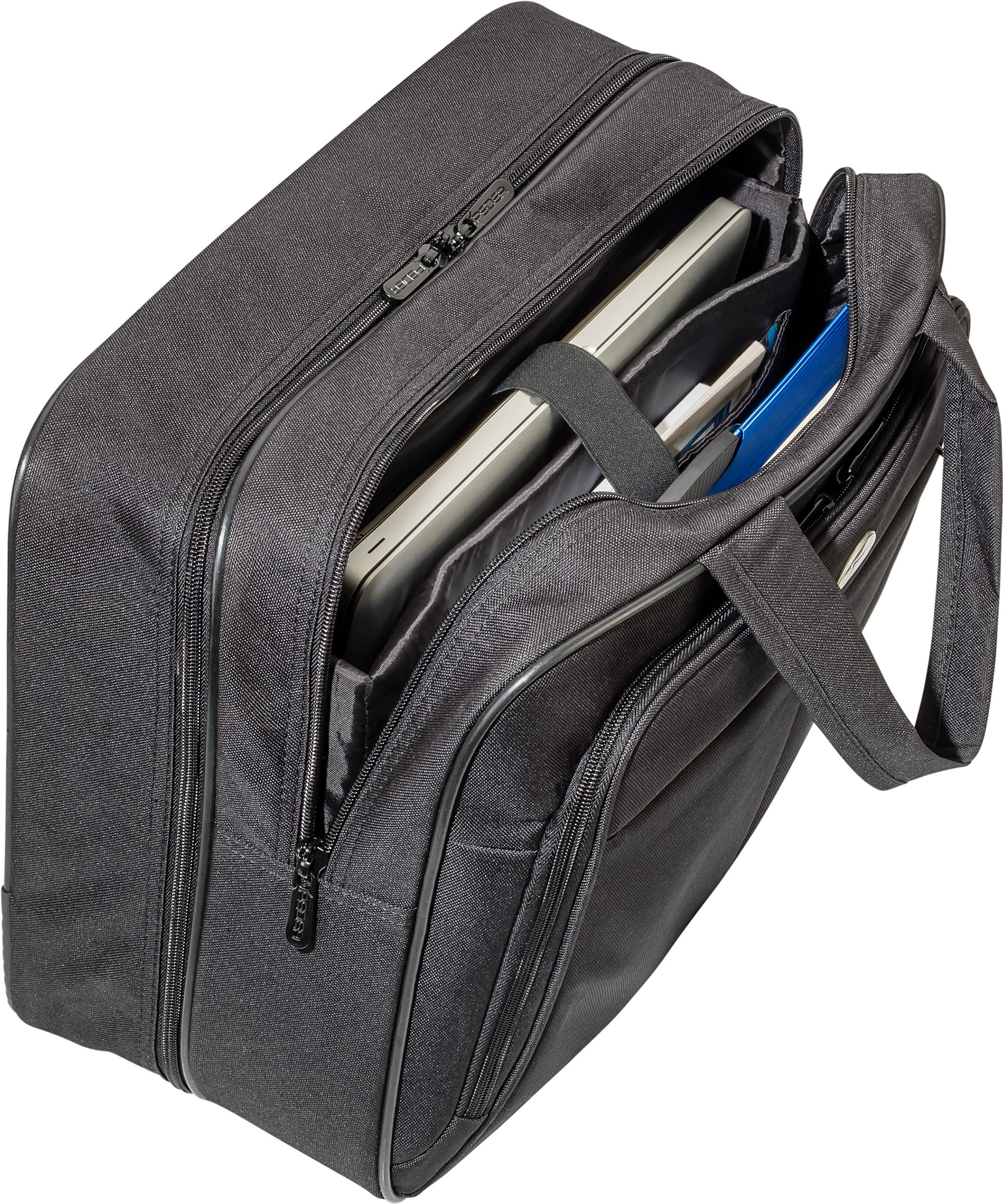 Computertaschen - PEDEA NBTrolley PREMIUM AIR Notebook Tasche 43,9 cm (17.3') Schwarz (66066255)  - Onlineshop JACOB Elektronik