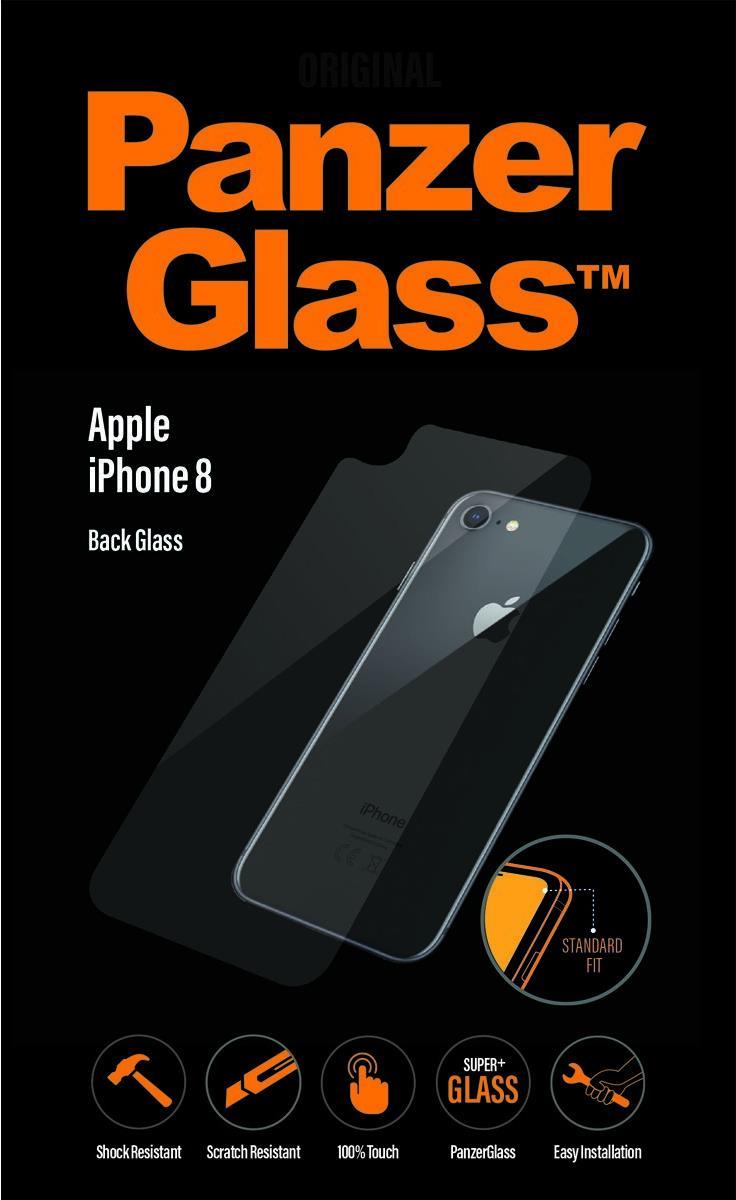 PanzerGlass Apple iPhone 8, back glass (2629)