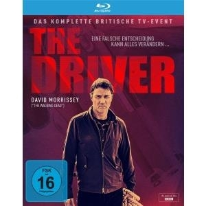 The Driver, Das komplette britische TV-Event (B...