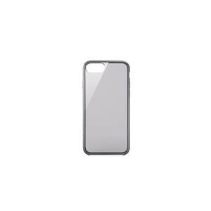 Belkin AIR PROTECT SheerForce - Hintere Abdeckung für Mobiltelefon - thermoplastisches Polyurethan - Space-grau - für Apple iPhone 7