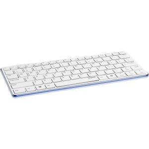 Rapoo E6350 - Bluetooth - Universal - Membran-Schlüsselschalter - QWERTZ - Deutsch - Kabellos (13858)