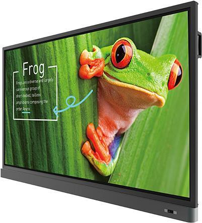 Computermonitore - BenQ RM7501K 190.5 cm (75) Klasse LED Display interaktive Kommunikation mit Touchscreen 4K UHD (2160p) 3840 x 2160 D LED Backlight  - Onlineshop JACOB Elektronik