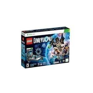Lego Dimensions Starter Pack - Xbox 360 Plattfo...