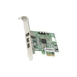 Dawicontrol DC-FW800 PCIe, Controller - broschei
