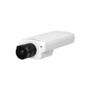 AXIS P1357 Network Camera - Netzwerk-Überwachungskamera - Farbe (Tag&Nacht) - 5 MP - 2592 x 1944 - 1080p - CS-Halterung - Automatische Irisblende - verschiedene Brennweiten - Audio - 10/100 - MJPEG, H.264, AVC - DC 8 - 28 V / PoE (0526-001)