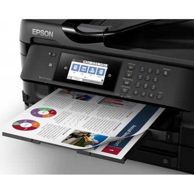 Epson WorkForce WF-7720DTWF (C11CG37412) (Bild #5)