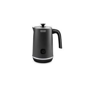Kaffee, Tee - DeLonghi Distinta EMFI.BK Milchaufschäumer 250 ml 500 W Elegantes Schwarz (0132043008)  - Onlineshop JACOB Elektronik