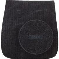 Fujifilm Instax Mini 8 Soft Case black Leinen + Tragegurt (70100118337) - broschei