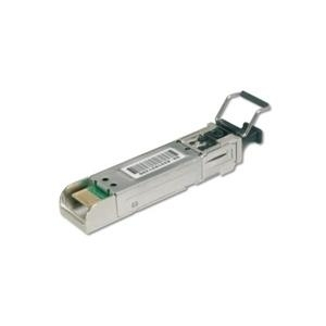 Digitus Professional DN-81001-03 - SFP (Mini-GBIC)-Transceiver-Modul - Gigabit Ethernet - 1000Base-SX - LC Multi-Mode - bis zu 550 m - 850 nm (DN-81001-03)