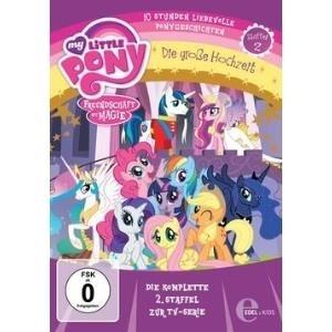 Edel My Little Pony - Die komplette 2. Staffel ...