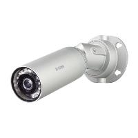 D-Link DCS 7010L HD Mini Bullet Outdoor Network...