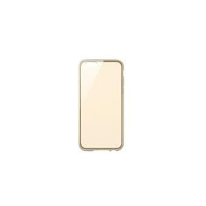 Belkin AIR PROTECT SheerForce - Hintere Abdeckung für Mobiltelefon - thermoplastisches Polyurethan - Gold (F8W735BTC02)